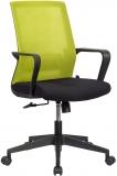 Scaun Smart W, negru/verde RFG