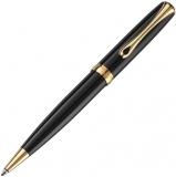 Pix Excellence A2 Black Lacquer Gold Diplomat