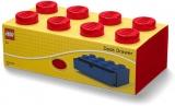 Sertar de birou LEGO 2x4 rosu (40211730)