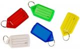 Port etichete pentru chei, diverse culori