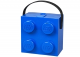 Cutie pentru sandwich 40240002, 2 x 2, albastru LEGO