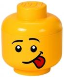 Cutie depozitare 40311726 cap minifigurina baiat, S, LEGO