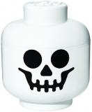 Cutie depozitare 40311728 cap minifigurina schelet, S, LEGO