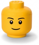 Cutie depozitare 40321724 L cap minifigurina LEGO baiat