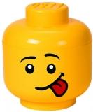 Cutie depozitare 40321726 cap minifigurina baiat, L, LEGO