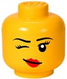 Cutie depozitare 40321727 cap minifigurina fata, L, LEGO