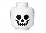 Cutie depozitare 40321728 cap minifigurina schelet, L, LEGO