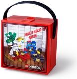 Cutie sandwich LEGO Ninjago cu maner
