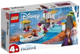 Expeditia cu canoe a Annei 41165 LEGO Disney Princess
