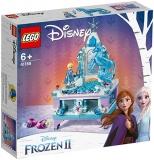 Cutia de bijuterii a Elsei 41168 LEGO Disney Frozen 2