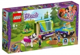 Remorca de transport cai a Miei 41371 LEGO Friends