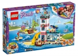 Centrul de salvare de la far 41380 LEGO Friends