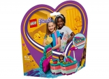 Cutia de vara in forma de inima a Andreei 41384 LEGO Friends