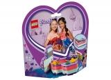 Cutia de vara in forma de inima a Emmei 41385 LEGO Friends