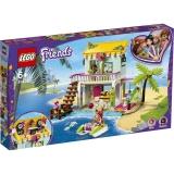 Casa de pe plaja 41428 LEGO Friends