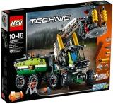 Masina forestiera 42080 LEGO Technic