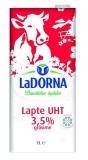 Lapte UHT 3.5% grasime 1 l LaDorna