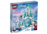 Elsa si Palatul ei magic de gheata 43172 LEGO Disney Princess