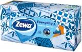Servetele faciale Everyday, 2 straturi, 100 buc/cutie, diverse modele Zewa