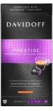 Cutie 10 capsule cafea Davidoff Cafe Prestige Espresso Intense Roast, compatibile sistem Nespresso