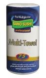 Prosoape bucatarie Paper Multi Towel, 75 buc/rola, Sano Sushi Professional