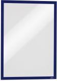 Rama magnetica autoadeziva Duraframe A3 albastru 2 buc/set Durable