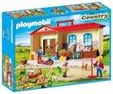 Cutie De Joaca- Casuta De La Tara Playmobil