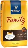 Cafea boabe Espresso 1 kg, Tchibo Family