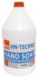 Sapun lichid roz pentru dozatoare, HN-Techno, 4l, Sano Professional