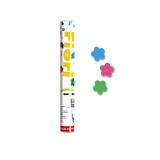Tun Confetti 30 cm Flori Diverse Culori Big Party