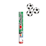 Tun Confetti 30 cm Minge de Fotbal Big Party