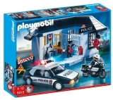 Set Complet Politie Playmobil