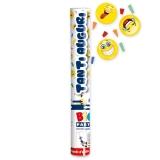 Tun Confetti 30 cm Emoticoane Big Party