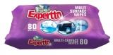 Servetele umede multisuprafete 80 bucati/set Expertto