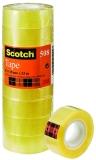Banda adeziva clasica Scotch 3M 15 mm x 33 m