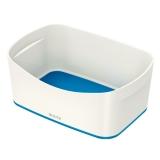 Tavita depozitare MyBox Leitz alb/albastru