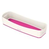 Organizer tavita lunga MyBox Leitz alb/roz