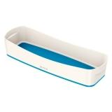 Organizer tavita lunga MyBox Leitz alb/albastru