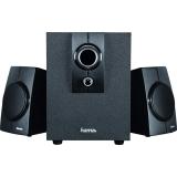 Sistem audio 2.1 SPX 1000, 6W RMS, negru Hama