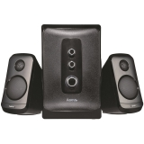 Sistem audio 2.1 SPX 5000, 13W RMS negru Hama