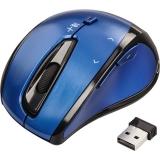 Mouse wireless Cuvio albastru Hama