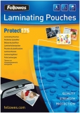 Folii laminare A4 lucioase 175 microni Protect Fellowes