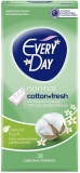 Absorbante zilnice Normal Cotton Fresh 30 buc/set Everyday