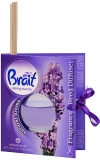 Odorizant camera cu bete ratan Relaxing Lavender 40 ml Brait