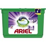Detergent rufe 3 in 1 Lavender Freshness 15 capsule/cutie Ariel