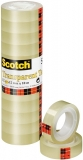 Banda adeziva clasica Scotch 3M 12 mm x 10 m