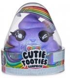 Set figurina surpriza si gelatina, mov, Cutie Tooties Surprise Poopsie