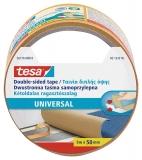 Banda dublu adeziva Universala 5m x 50 mm Tesa