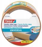 Banda dublu adeziva Universala 10m x 50 mm Tesa