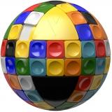 Puzzle mecanic V-Sphere V-Cube